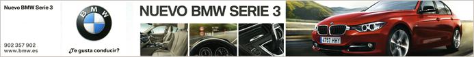 BMW serie 3 - Alma de ganador