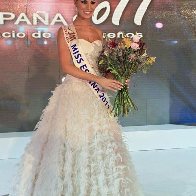 27NOVIEMBRE2011 Certamen de Miss España, en el Palacio de los Sueños, Sevilla.Foto: Agencia.