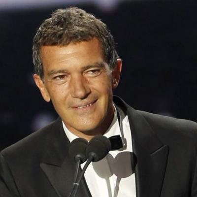 JULIO2017 Premio Nacional de Cinematografía para Antonio Banderas. Foto: Archivo.