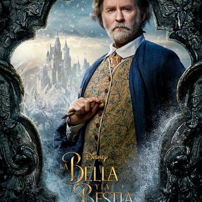 27ENERO2017 Imágenes de los posters de los protagonistas. Foto: Walt Disney Studios Motion Pictures.