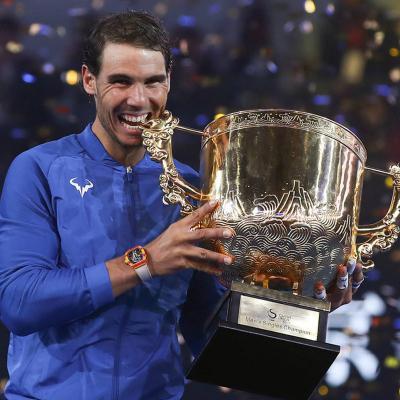 08OCTUBRE2017 Nadal gana en Beijing. Foto: TenisWeb.