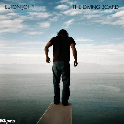 "30AGOSTO2013 Nuevo disco de Elton John ""The Diving Board. Foto: Universal Music."