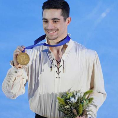 19ENERO2018 Javier Fernández campeón de Europa por sexta vez.