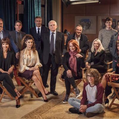 OCTUBRE2017 Arranca el rodaje de 'Ola de crímenes', comedia dirigida por Gracia Querejeta.
