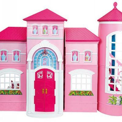20OCTUBRE2014 Novedades de Mattel. Mansión de Malibú.