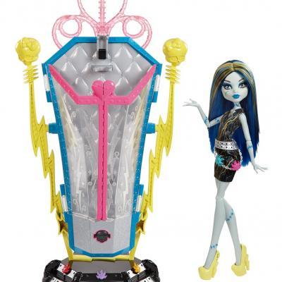 20OCTUBRE2014 Novedades de Mattel. Cámara Electrizante.
