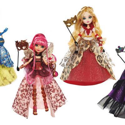 20OCTUBRE2014 Novedades de Mattel. Surtido EAH La Gran Coronación.
