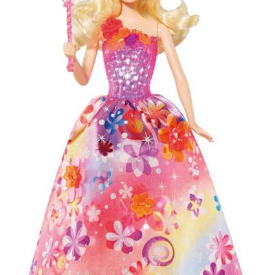 20OCTUBRE2014 Novedades de Mattel. Barbie La Puerta Secreta.