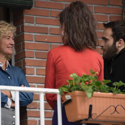 NOVIEMBRE2017 'Cuéntame cómo pasó' comienza a grabar su 19ª temporada con acento inglés. Foto: TVE.