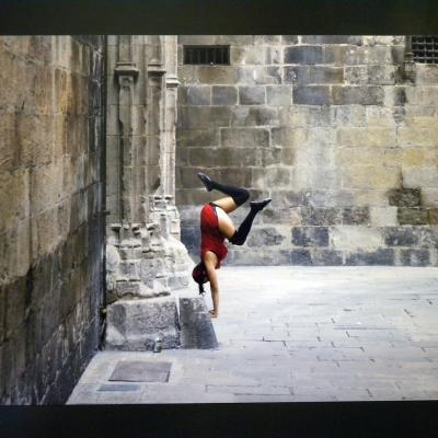 05SEPTIEMBRE2013 'Barcelona sin filtro'  de Kike del Olmo. Foto: Montse Carreño.
