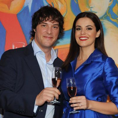 OCTUBRE2017 Jordi Cruz y Marta Torné, Embajadores del Cava.