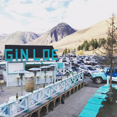 DICIEMBRE2016 Gin Loe Experience tiene  su terraza en Baqueira Beret.