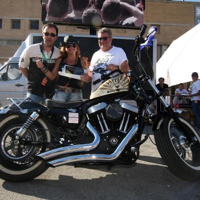 5AL7JULIO2013 Barcelona Harley Days.