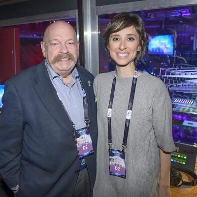 ABRIL2017 Eurovisión 2017, comentaristas y portavoz. Foto: RTVE.