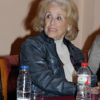 """19DICIEMBRE2013 Montserrat Carulla se despide de los escenarios en el Teatro Romea con la obra """"Iaia"""". Foto: Montse Carreño."""