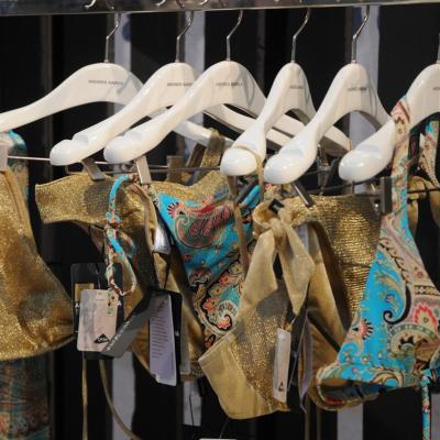 27ENERO2012 Colección especial para celebrar sus 50 años en el mundo de la moda íntima, de la firma catalana, Andrés Sardá. Foto: Montse Carreño.