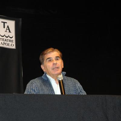 09ENERO2013 Pedro Ruiz estará en el Apolo de Barcelona, durante diez días. Foto: Montse Carreño.