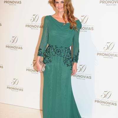 05MARZO2012. Presentación de la colección de Sposa 2013, en Barcelona. Foto: Montse Carreño.