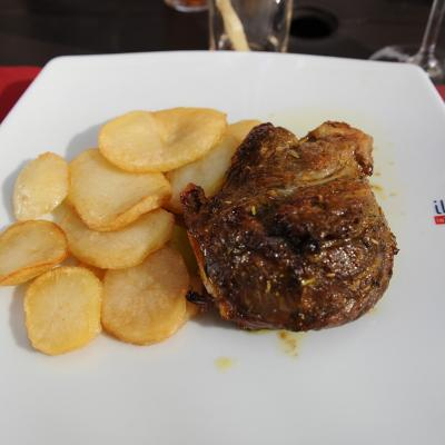 17OCTUBRE2014 Restaurante Ilodi, calidad-precio. Foto: Montse Carreño.