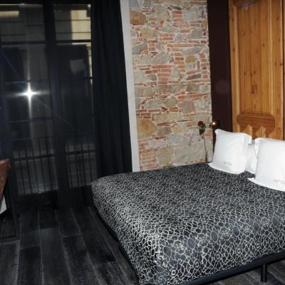 21MARZO2013 Inauguración del Aparthotel Arai de la cadena Derby Hoteles Collection.Hab. Executive.  Foto: Montse Carreño.