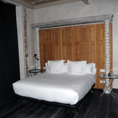 21MARZO2013 Inauguración del Aparthotel Arai de la cadena Derby Hoteles Collection. Hab. DeLuxe. Foto: Montse Carreño.