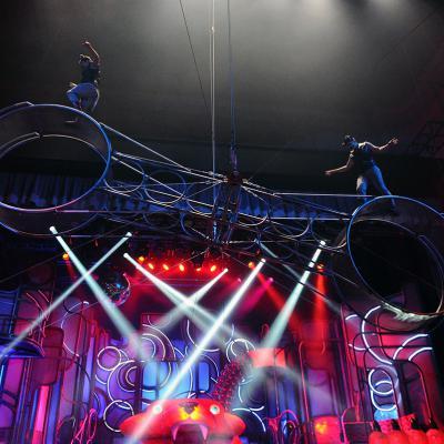 20SEPTIEMBRE2017 'The Hole Zero' en el Teatre Coliseum. Foto: Montse Carreño.