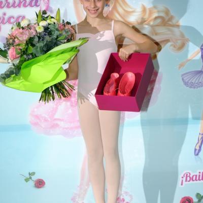 03ABRIL2013 Concurso de Barbie, para participar en su nueva película, con supervisión de Ángel Corella. Foto: Montse Carreño.
