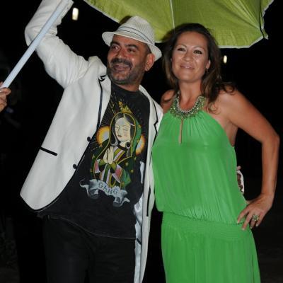 13JULIO2011 Inauguración del Restaurante Beach Club Boo. José Gorbacho.Foto: Montse Carreño.