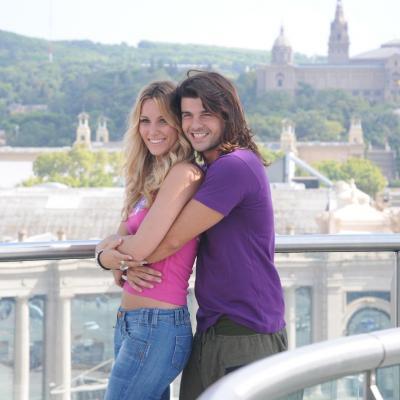 18SEPTIEMBRE2013 Desigual y el Hotel Barcelona Princess se han unido para decorar 18 habitaciones. Terraza.  Foto: Montse Carreño.