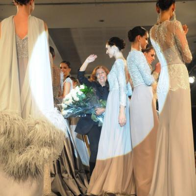 03JULIO2014 Desfile de Guillermina Baeza en el 080 Barcelona Fashion. Foto: Montse Carreño.