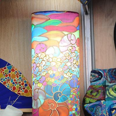 08JULIO2014 Art en Seda con novedades en el Portal del l'Àngel. Foto: Montse Carreño.