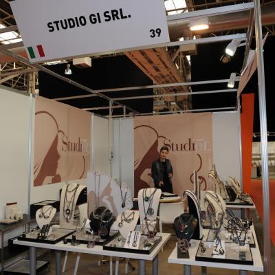 11-13ABRIL2013 Feria Eurobijoux & Mibi Barcelona. Foto: Manel Martin.