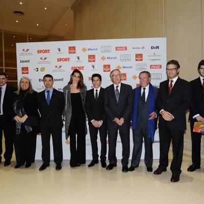 16DICIEMBRE2013 Campeones del 2013. Foto: Manel Martin.