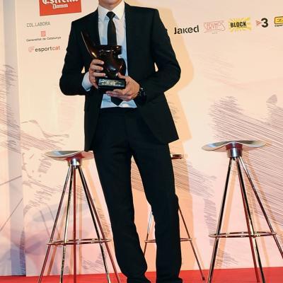16DICIEMBRE2013 Campeones del 2013. Marc Màrquez. Foto: Manel Martin.
