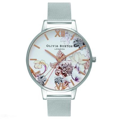 OCTUBRE2017 Helen Lindes madrina de los relojes Olivia Burton.