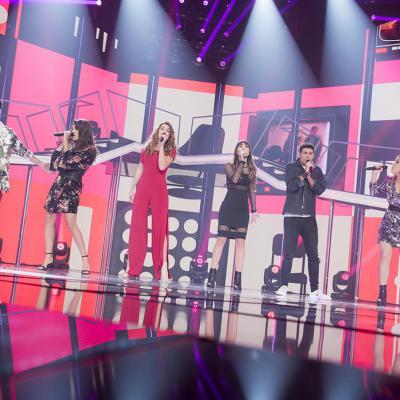 23ENERO2018 Canciones candidatas a Eurovisión 2018. Foto: RTVE.