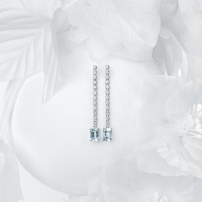 SETIEMBRE2011 Rosa Clará Jewelry, la primera colección de joyas para novias de Rosa Clará. Foto: Gabinete de Rosa Clará.