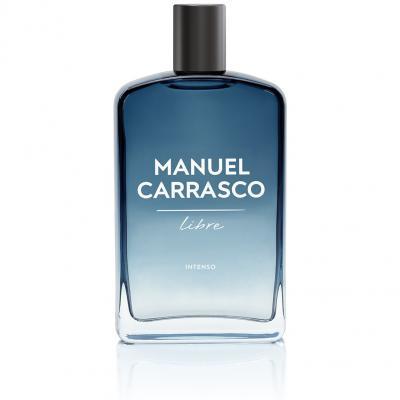 """ENERO2018 Lo nuevo de Manuel Carrasco """"Libre Intenso""""."""