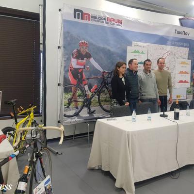 ENERO2018 Campus de Ciclismo Melcior Mauri Costa Daurada.
