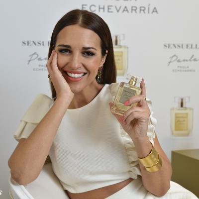ABRIL2017 Paula Echevarría presenta 'Sensuelle', su tercera fragancia.