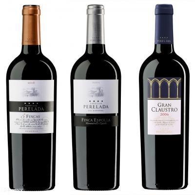 22MAYO2013 Tres vinos de Castell Peralada premiados en el Concours Mondial de Bruxelles.