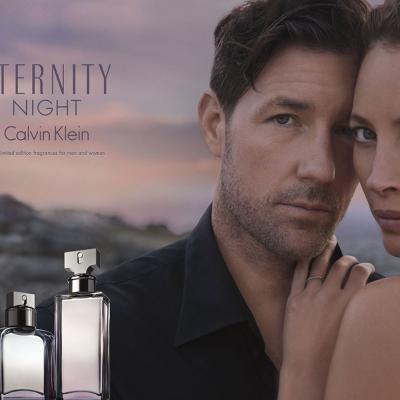 12MAYO2014 Eternity Calvin Klein anuncia una nueva campaña publicitaria mundial y el regreso a la marca  de Christy Turlington Burns, acompañada de su esposo Ed Burns. CREDITO IMAGEN: © 2014 Inez Van Lamsweerde and Vinoodh Matatin