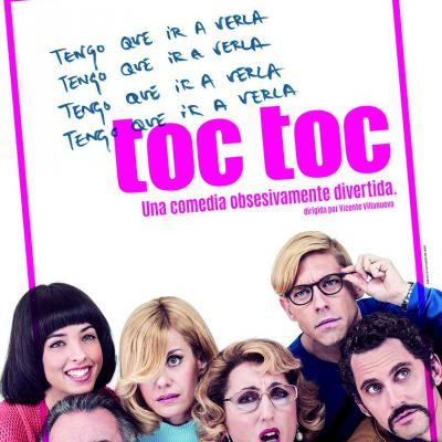 "JULIO2017 Cartel de la película ""Toc,Toc"". Foto Atresmedia Cine."