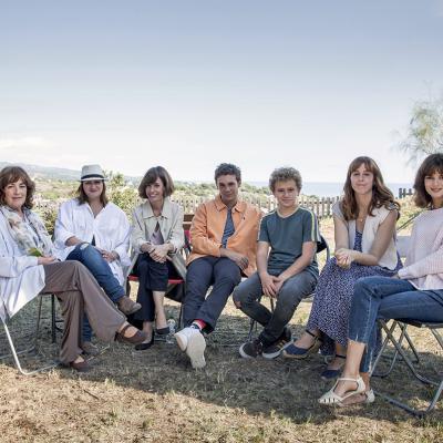iOCTUBRE2017 Inicio del rodaje de 'Gente que viene y bah'. Foto: Atresmedia Cine.