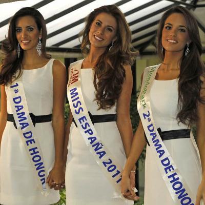 27NOVIEMBRE2011 Certamen de Miss España, en el Palacio de los Sueños, Sevilla. Foto: Agencia.
