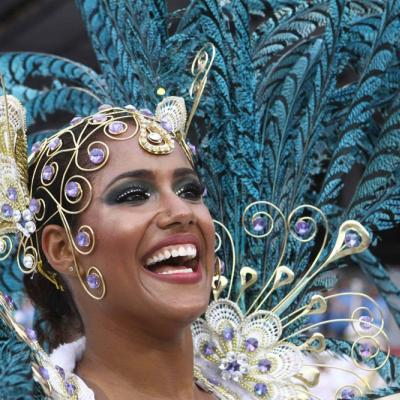 Perola Negra Samba School at Carnaval 2011 in São Paulo. Foto: Caio Pimenta/SPTuris