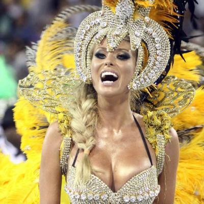 Unidos do Peruche Samba School at Carnaval 2011 in São Paulo. Foto: Caio Pimenta/SPTuris