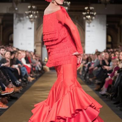 19ENERO2017 'We love flamenco' lució sus mejores trajes de flamenca.