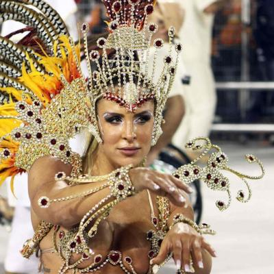 X9 Paulistana Samba School at Carnaval 2011 in São Paulo. Foto: Caio Pimenta/SPTuris