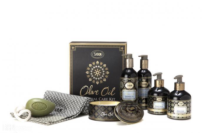 SABON presenta su línea Olive Oil